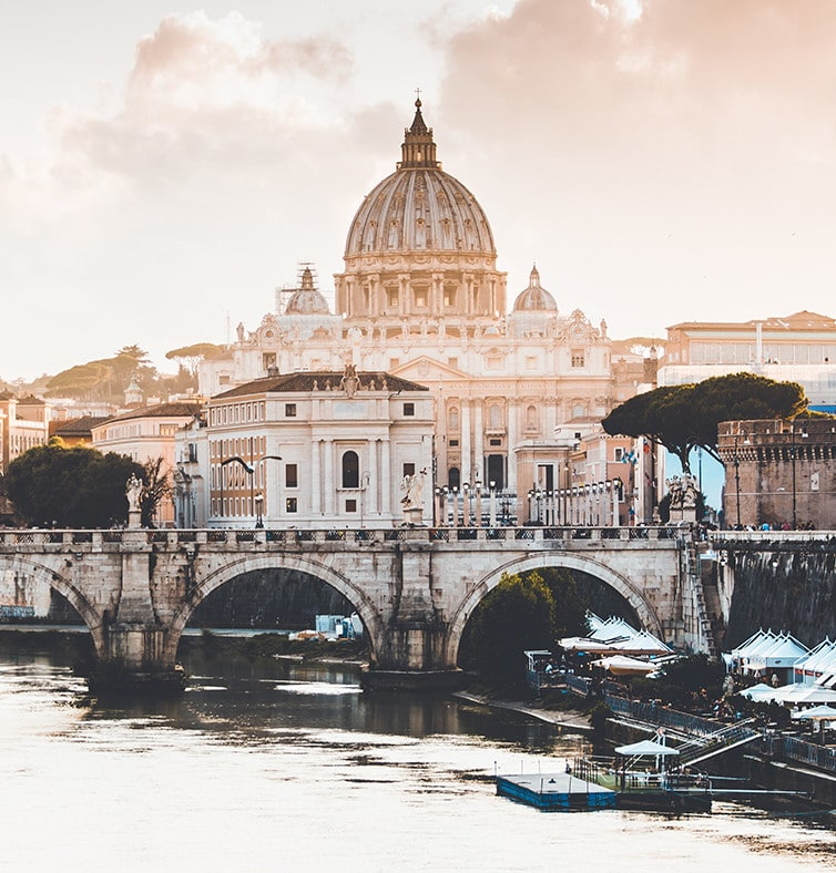 The eternal beauty of the Vatican