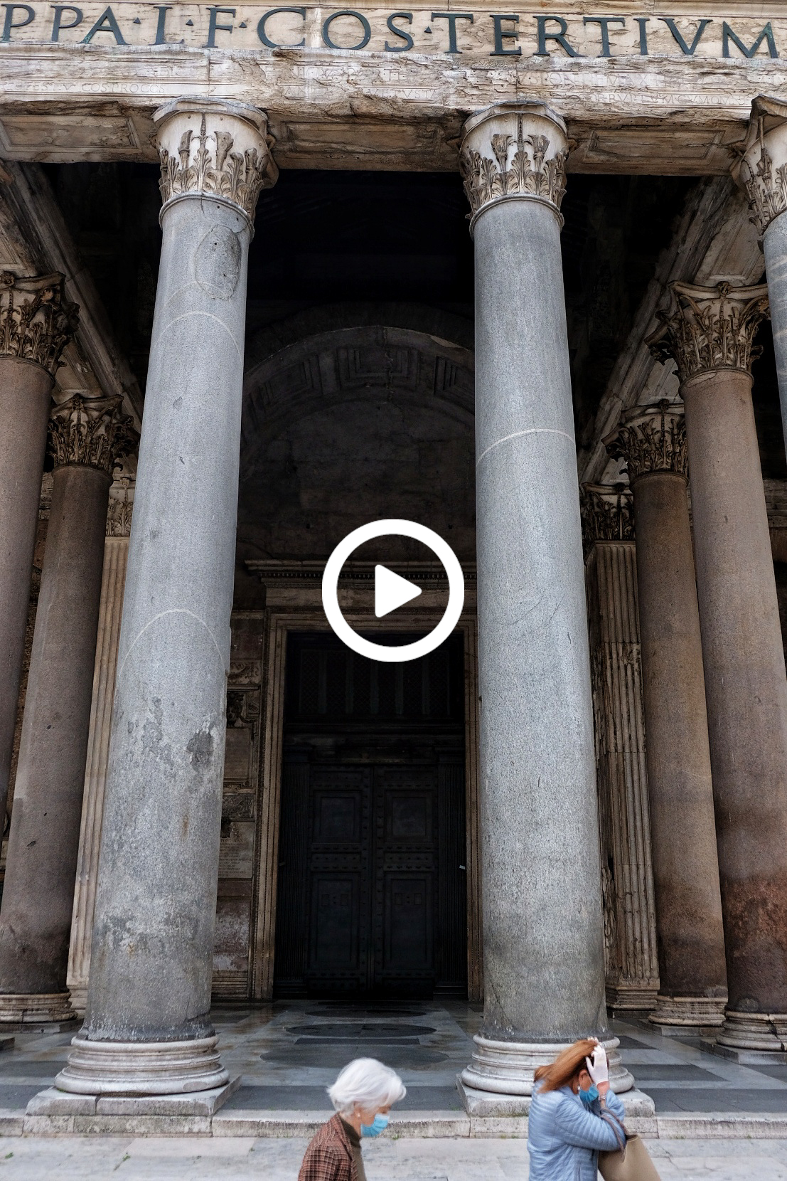 The Pantheon: a masterpiece of engineering