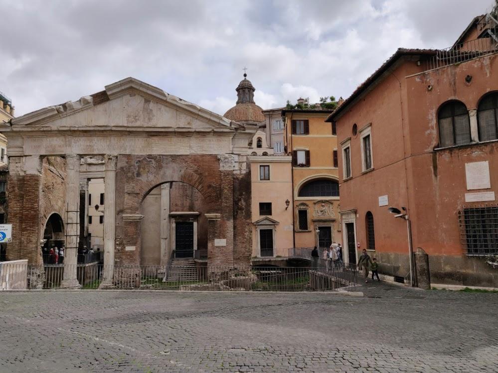 Ghetto ebraico di Roma